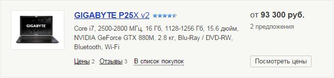 Gigabyte P25X