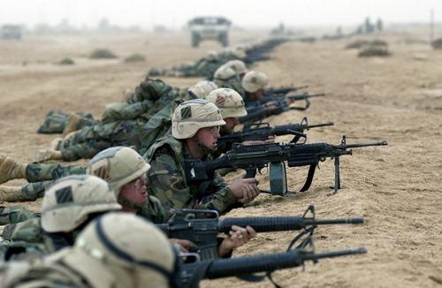 Самая сильная армия