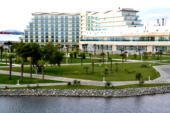 AZIMUT Hotel Resort SPA Sochi 4*
