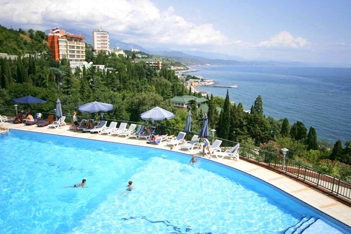 Туризм : Рейтинг лучших отелей Крыма «Всё включено» 2015