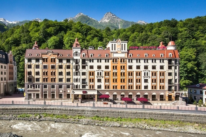Mercure Sochi Centre 4*