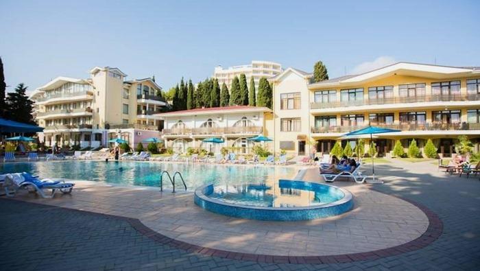 Курорт-отель Демерджи
