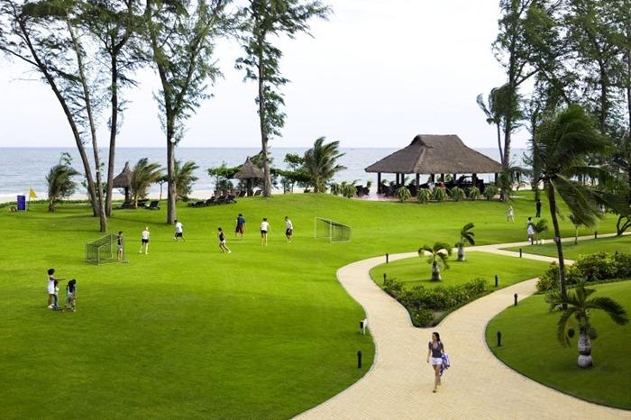 DuParc Phan Thiet Ocean Dunes & Golf 4*