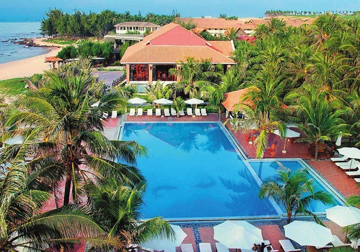 Dessole Sea Lion Beach Resort and Spa 4*