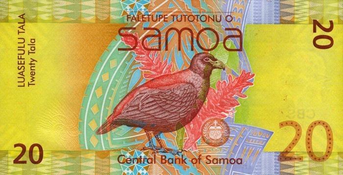 Самоанская тала