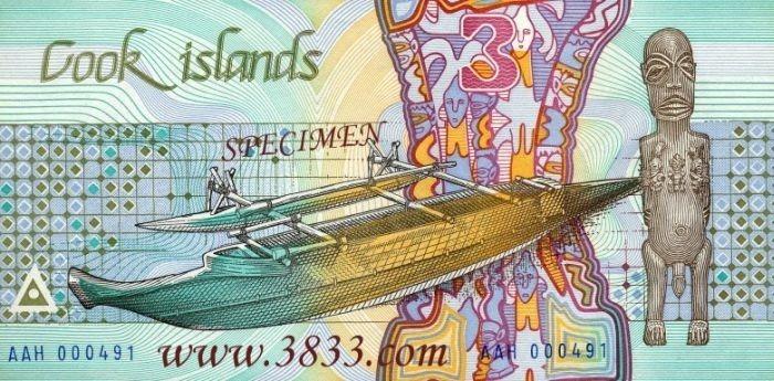 Доллары Островов Кука