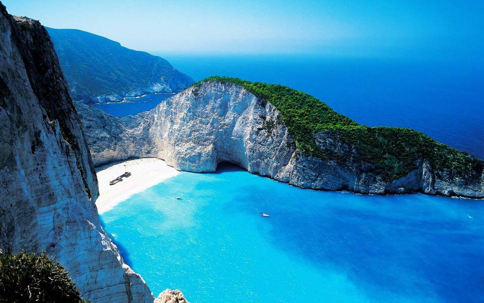 Обзор самых популярных курортов Греции