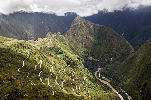 Все рейтинги : Топ-10 лучших пеших маршрутов мира