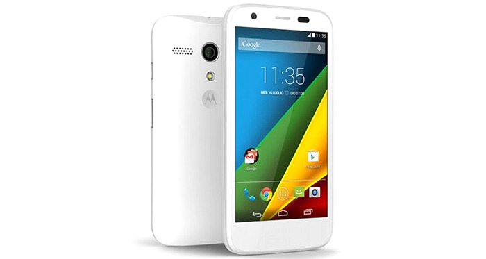 Motorola Moto G 4G 2015