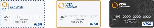 Visa от Qiwi