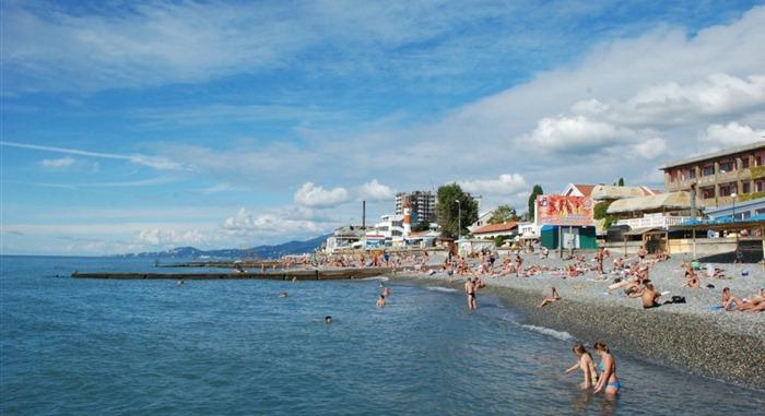 Адлер – Лучший морской курорт России