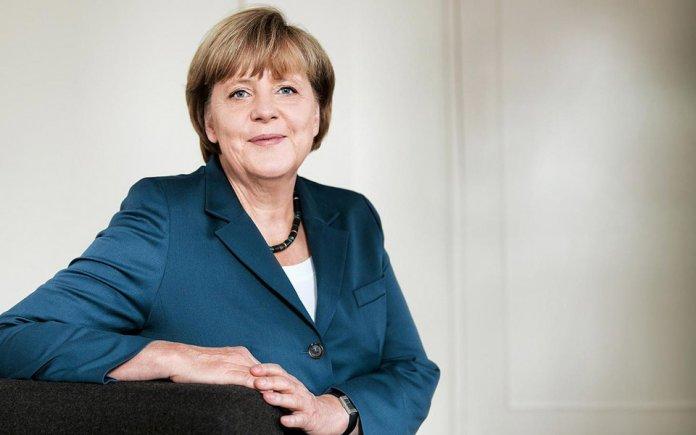 Ангела Меркель – самая влиятельная женщина 2015 года.