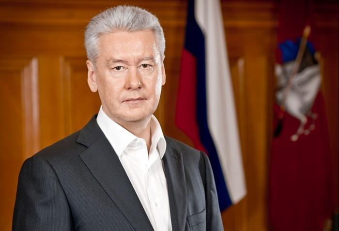 Собянин Сергей Семенович, Москва