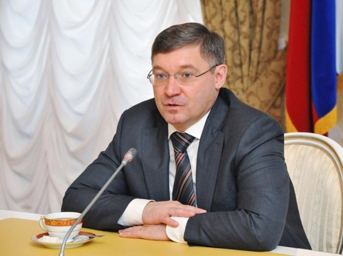 Якушев Владимир Владимирович, Тюменская область