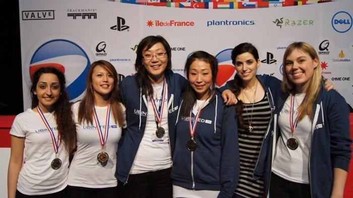 Все рейтинги : Самые высокооплачиваемые женщины-геймеры в мире