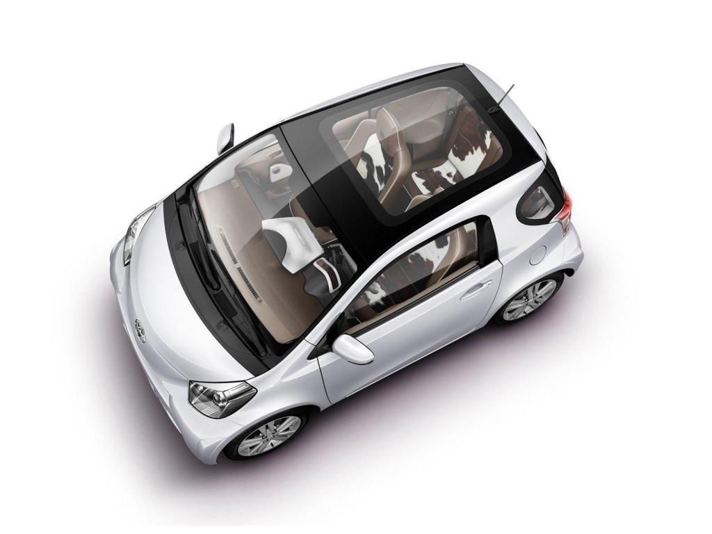 Фото toyota_iq в рубрике «Автомобильные рейтинги »