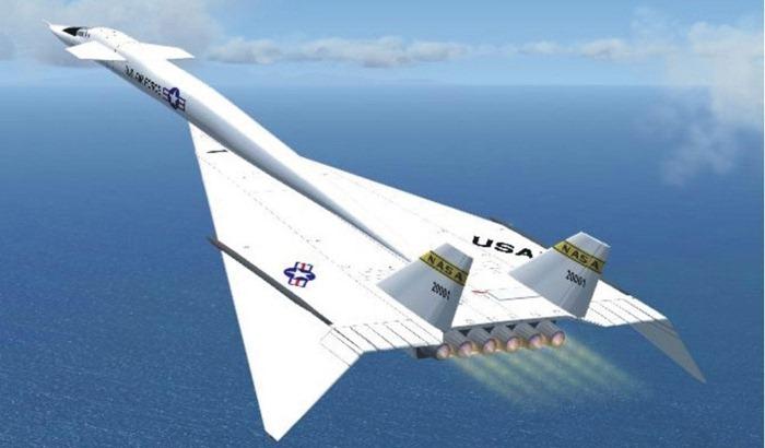 Все рейтинги Техника : Топ-5 самых быстрых пилотируемых самолетов в мире