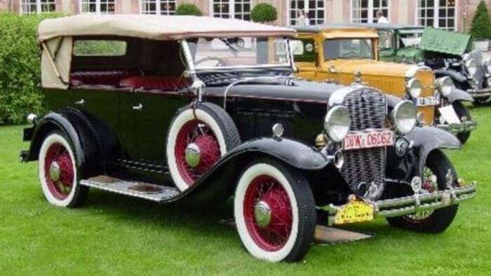 Chevrolet Classic Six