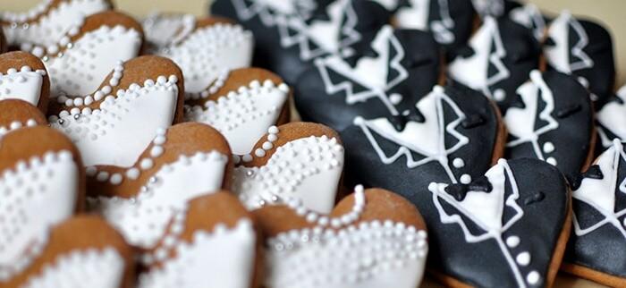 Пригласительное печенье