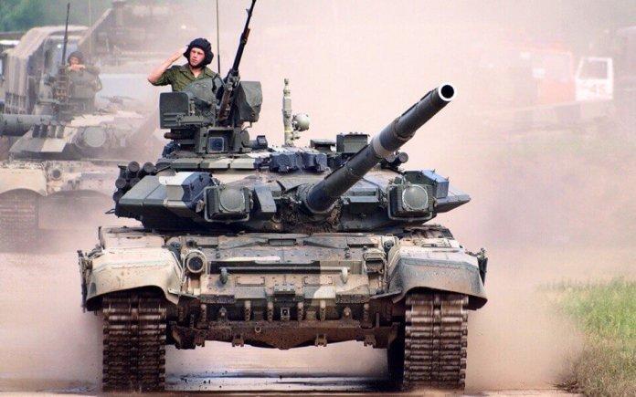 Мощное оружие России