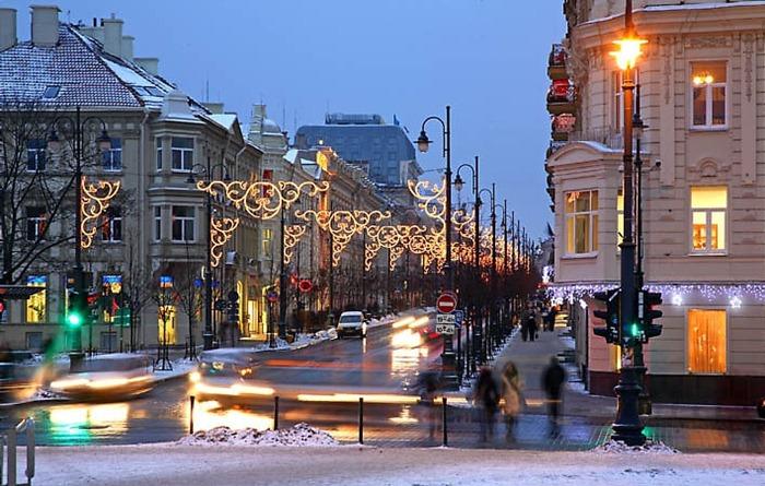 Топ-10 мест куда поехать на новогодние каникулы 2016 (фото)