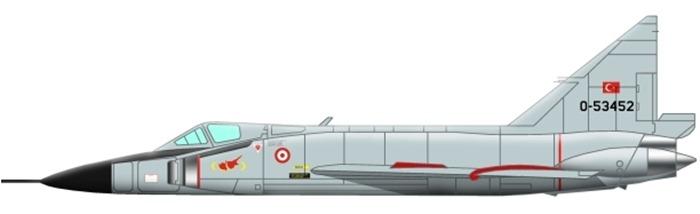 Топ-5 худших истребителей ВВС США (фото)