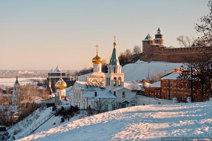 Топ-10 лучших городов России для встречи Нового года (фото)