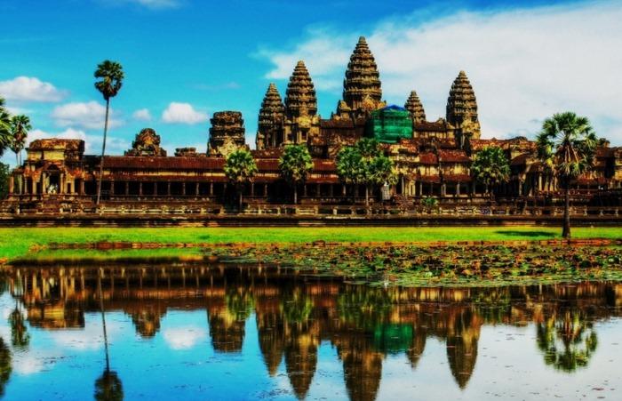 Все рейтинги : Самые популярные туристические направления 2016 года