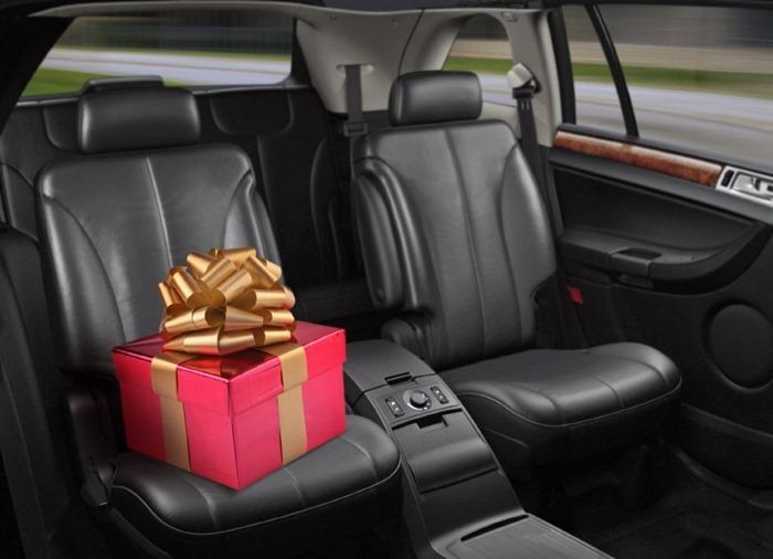 Подарок автолюбителю на 23 февраля