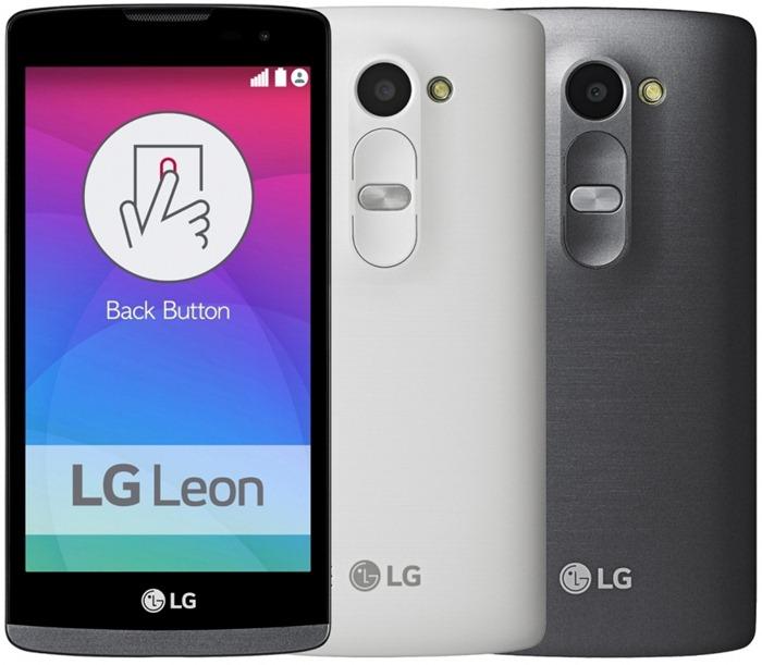 LG Leon LTE H340