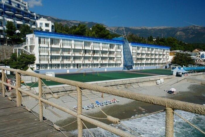 Туризм : Топ-3 лучшие гостиницы набережной Ялты