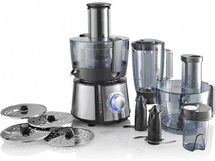 Техника : Топ-4 аспекта выбора кухонного комбайна