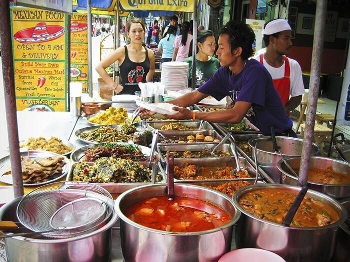 Топ-7 стран с самой вкусной уличной едой (фото)