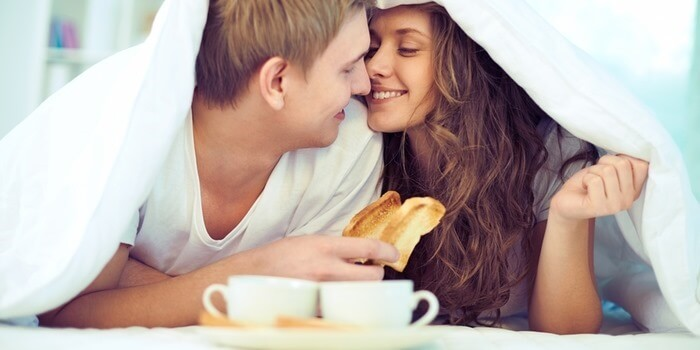 Привычка целоваться