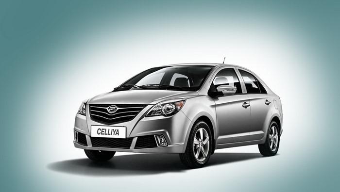 Топ-5 самых дешевых китайских автомобилей в России (фото)