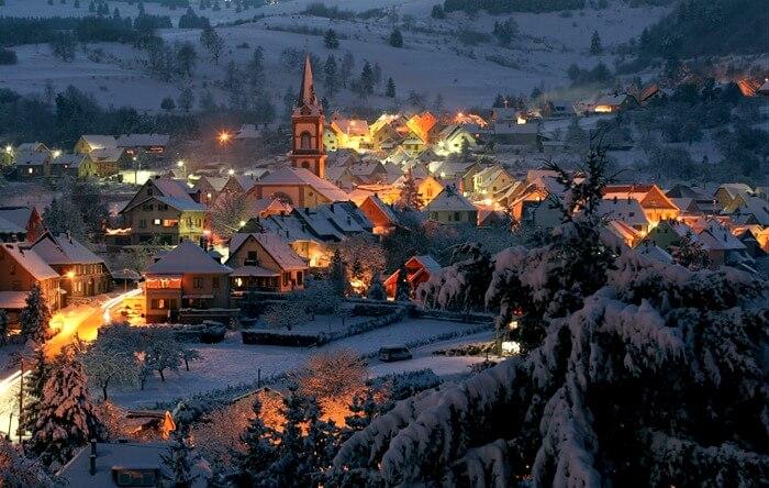 Топ-5 увлекательнейших зимних путешествий (фото)