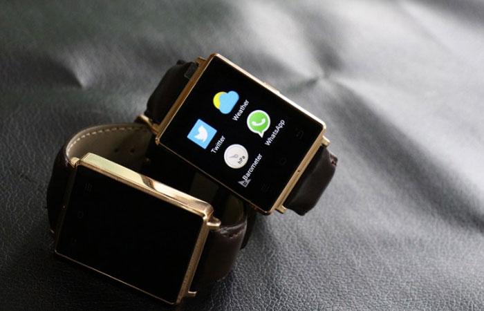Обзор No.1 D6 3G – умные часы на Android 5.1 (фото)