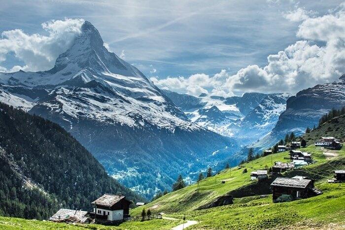 Топ-10 самых выдающихся достопримечательностей Европы (фото)
