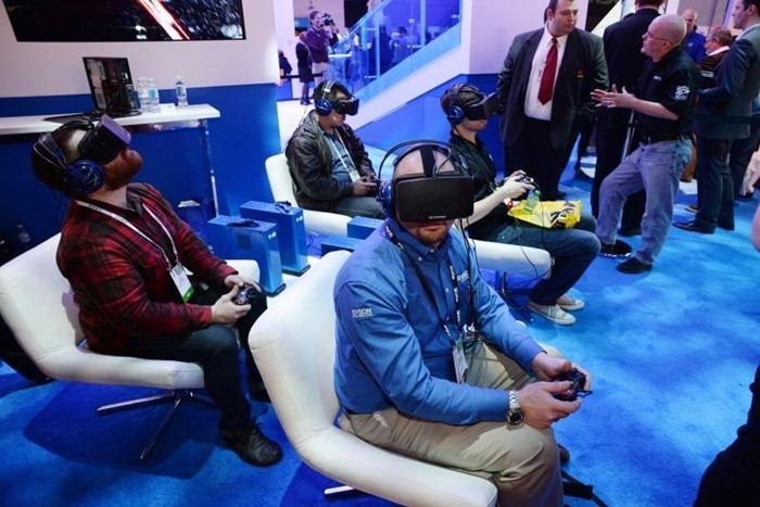 Все рейтинги : Топ-7 необычных способов применения виртуальной реальности