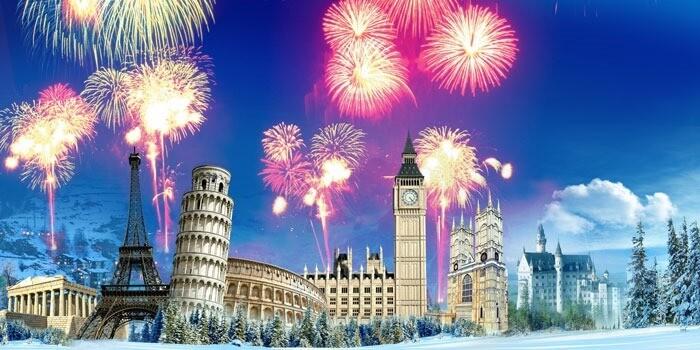 Куда поехать в Европу на новогодние праздники