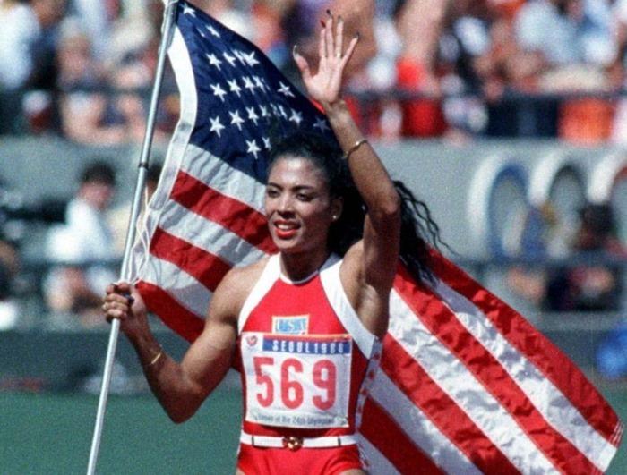 Долорес Гриффит – самая быстрая в мире женщина