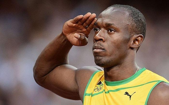 Усэйн Болт – самый быстрый человек в мире