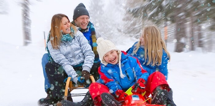 Куда поехать на новогодние каникулы 2018 с детьми