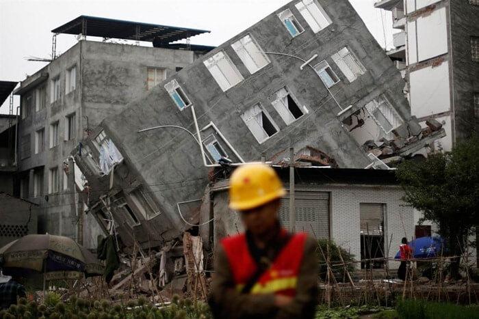 Топ-10 самых разрушительных катаклизмов последних 20 лет (фото)