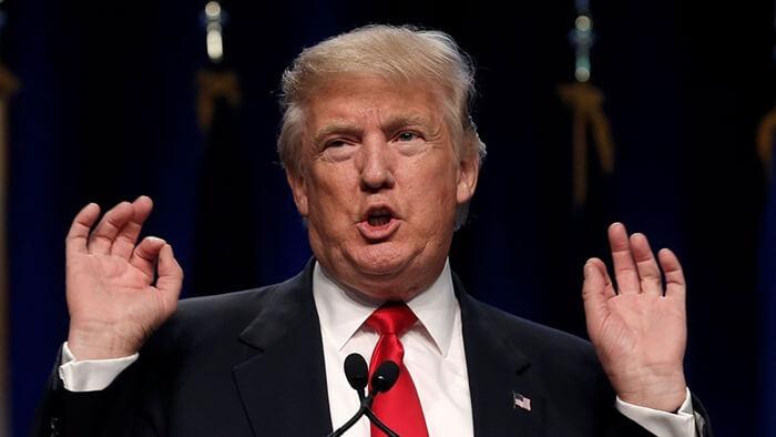 Топ-5 самых громких скандалов с Дональдом Трампом (фото)
