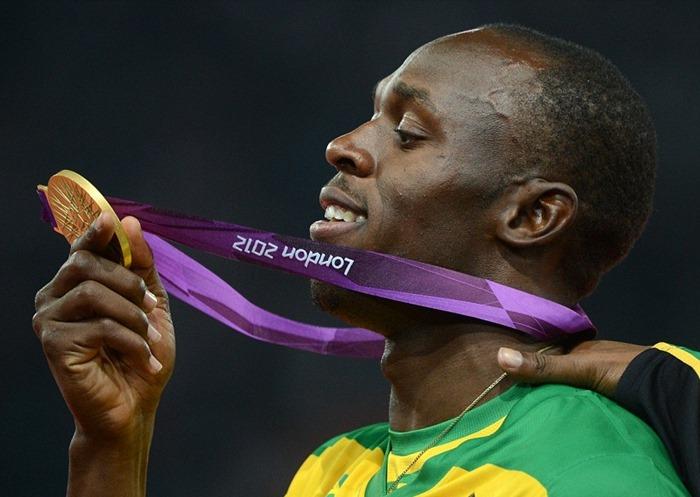 Золотая медаль Олимпиады в Лондоне 2012