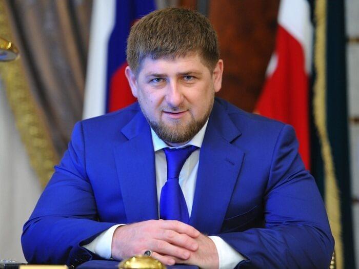 Кадыров Рамзан Ахматович, Чеченская республика