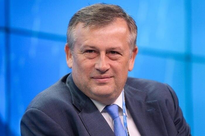 Дрозденко Александр Юрьевич, Ленинградская область