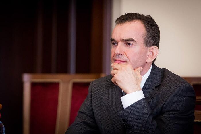 Кондратьев Вениамин Иванович, Краснодарский край
