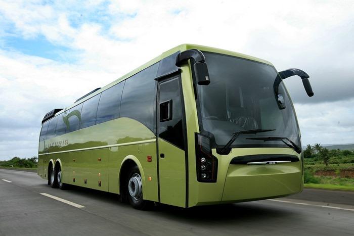 Автобусы междугородние